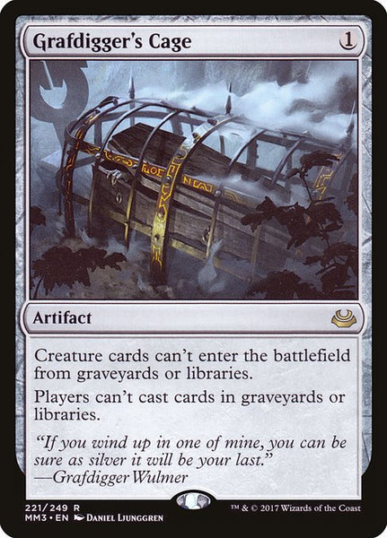 Grafdigger's Cage [MM3]