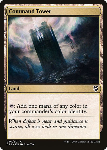 Command Tower [C18]