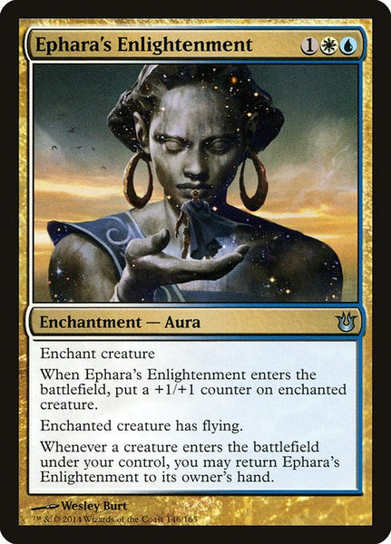 Ephara's Enlightenment [BNG][Foil]