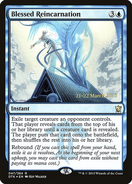 Blessed Reincarnation [PDTK][Foil]