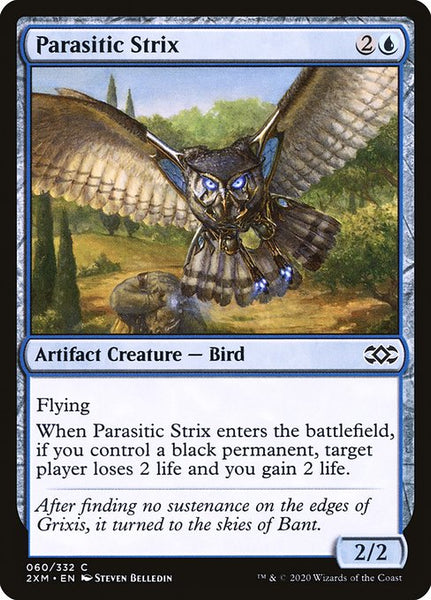 Parasitic Strix [2XM][Foil]