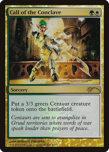 Call of the Conclave [F13][Foil]