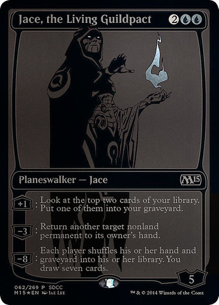 Jace, the Living Guildpact [PS14][Foil]