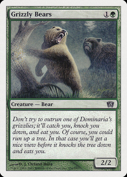 Grizzly Bears [8ED]