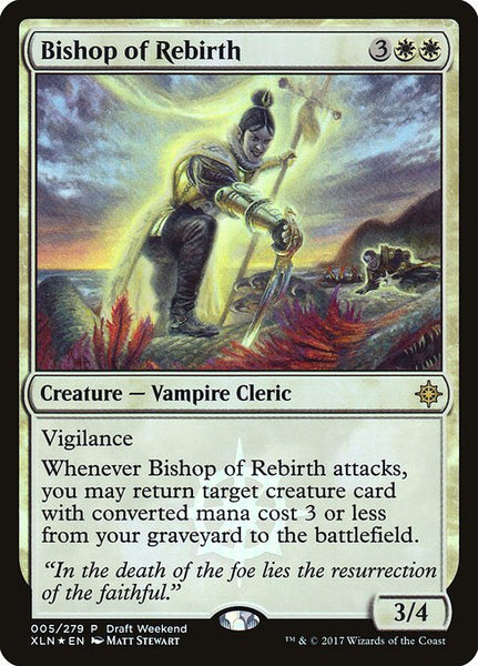 Bishop of Rebirth [PXLN][Foil]