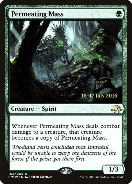 Permeating Mass [PEMN][Foil]