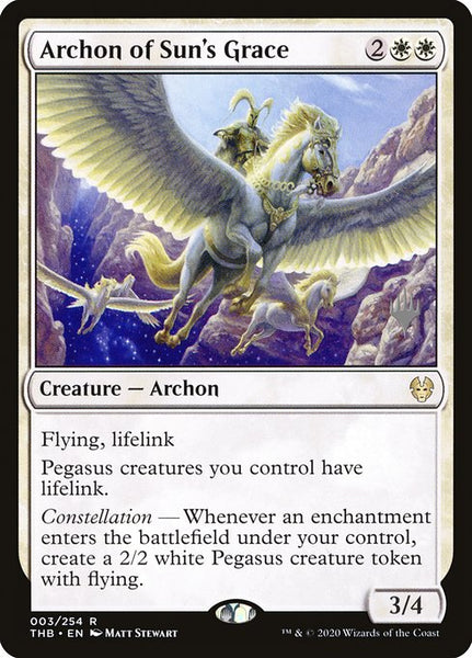 Archon of Sun's Grace [PTHB]