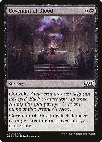 Covenant of Blood [M15]