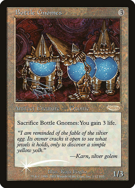 Bottle Gnomes [F03][Foil]