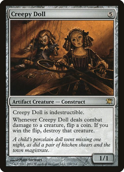 Creepy Doll [ISD][Foil]
