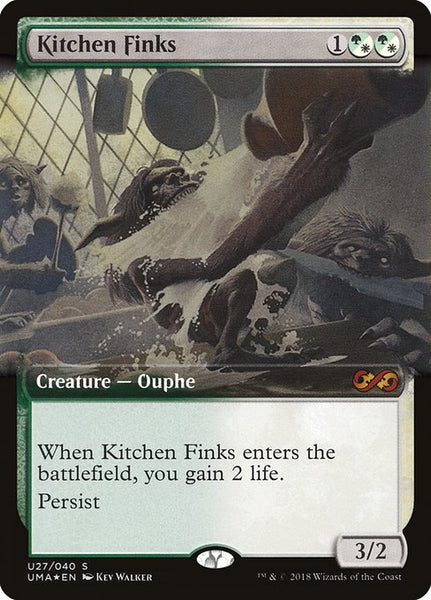 Kitchen Finks [PUMA][Foil][Extended Art]