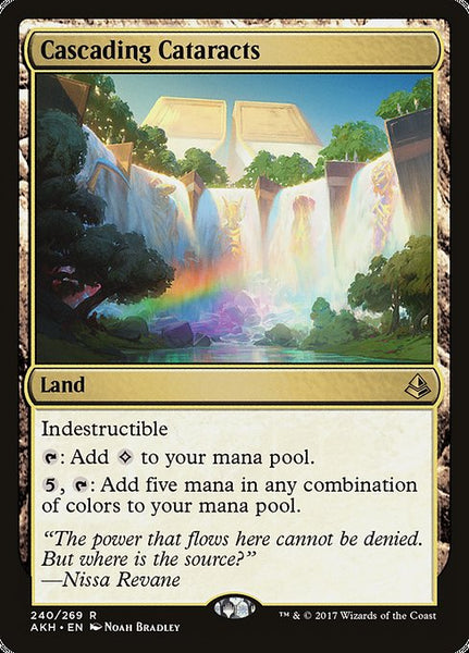 Cascading Cataracts [AKH][Foil]