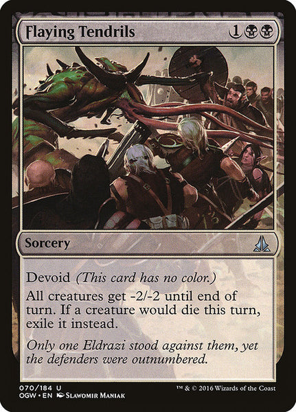 Flaying Tendrils [OGW]