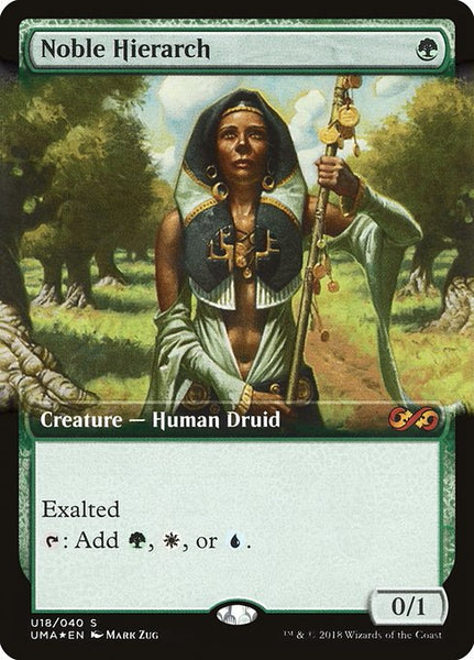 Noble Hierarch [PUMA][Foil] [Extended Art]