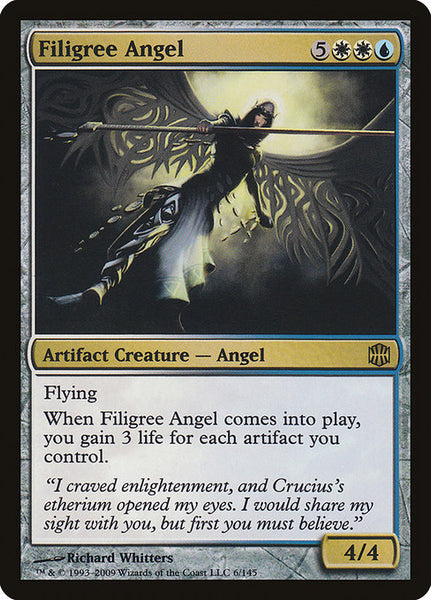 Filigree Angel [ARB][Foil]