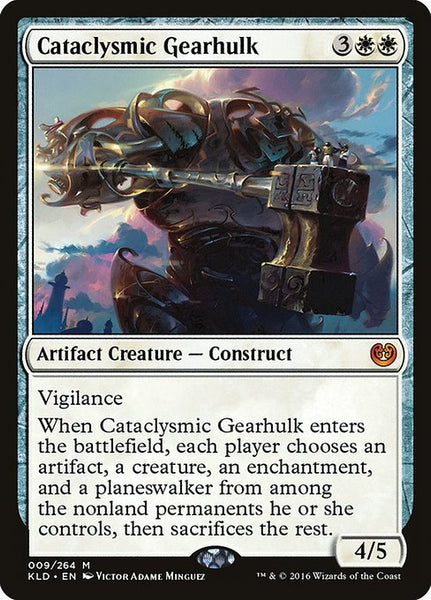 Cataclysmic Gearhulk [KLD]
