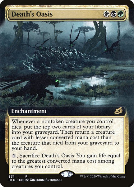 Death's Oasis [IKO][Extended Art]