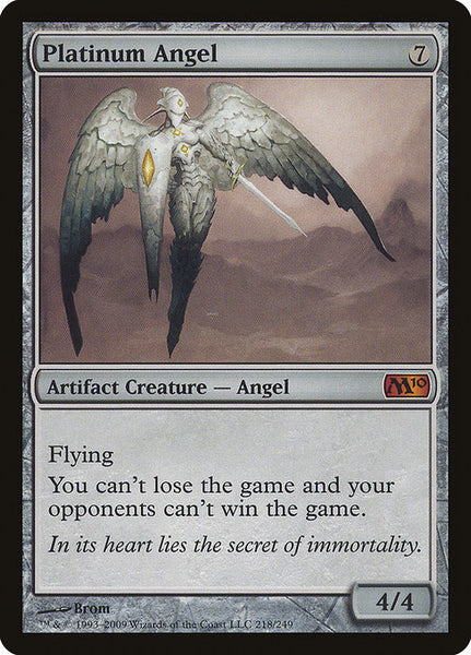 Platinum Angel [M10]