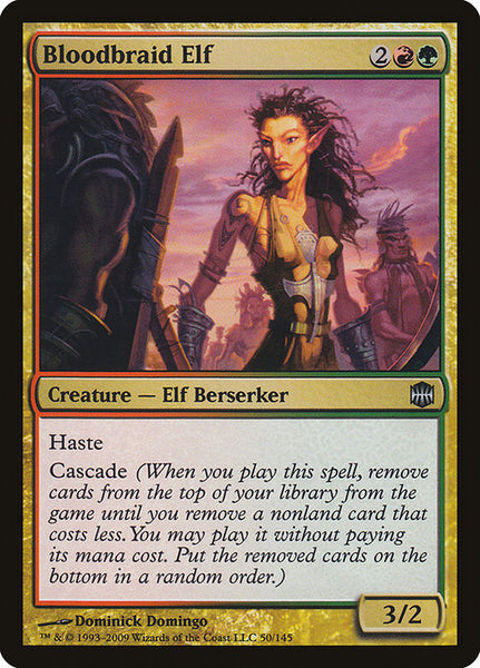 Bloodbraid Elf [ARB][Foil]