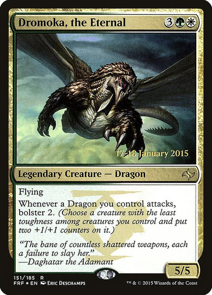 Dromoka, the Eternal [PFRF][Foil]