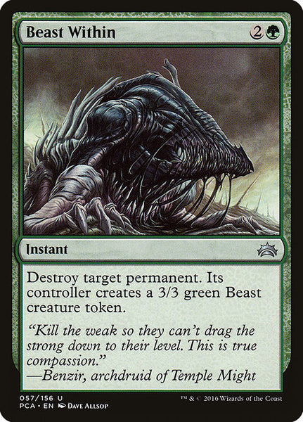 Beast Within [PCA]