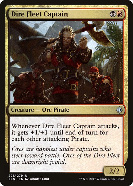 Dire Fleet Captain [XLN]