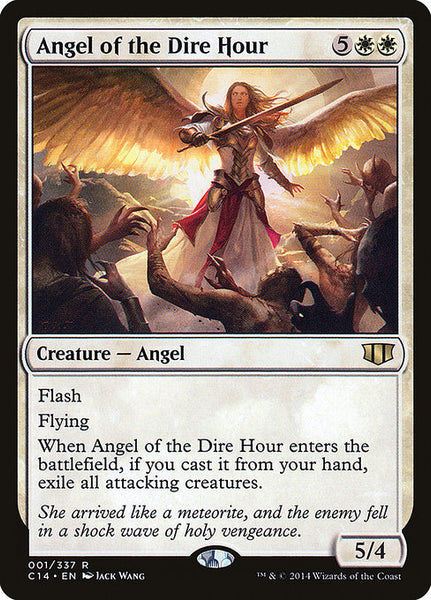 Angel of the Dire Hour [C14]
