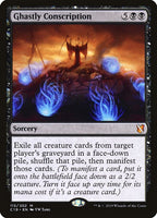 Ghastly Conscription [C19]
