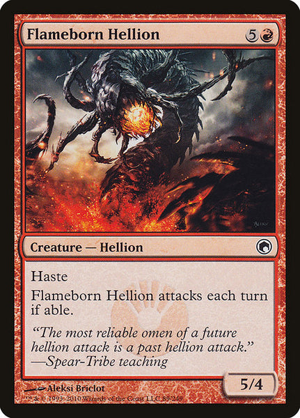 Flameborn Hellion [SOM]