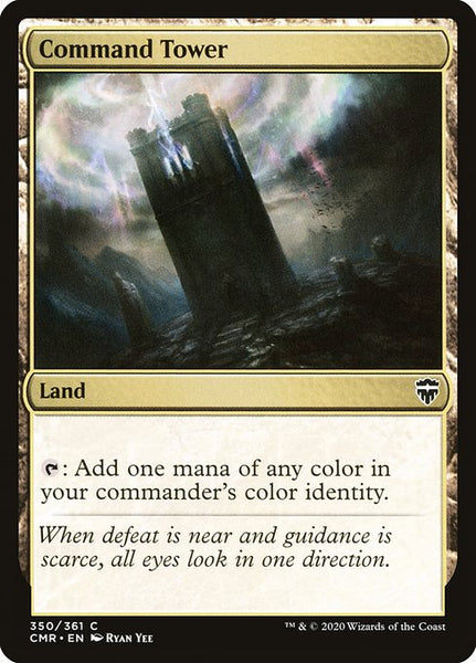 Command Tower [CMR]
