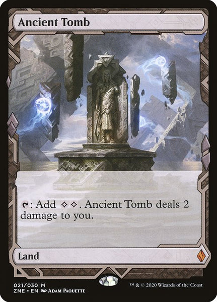 Ancient Tomb [ZNE][Foil]