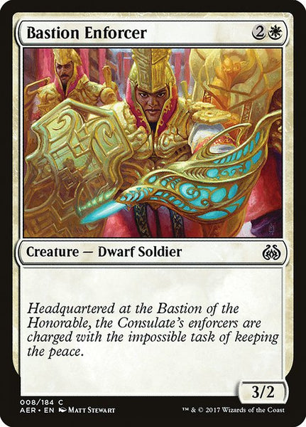 Bastion Enforcer [AER]
