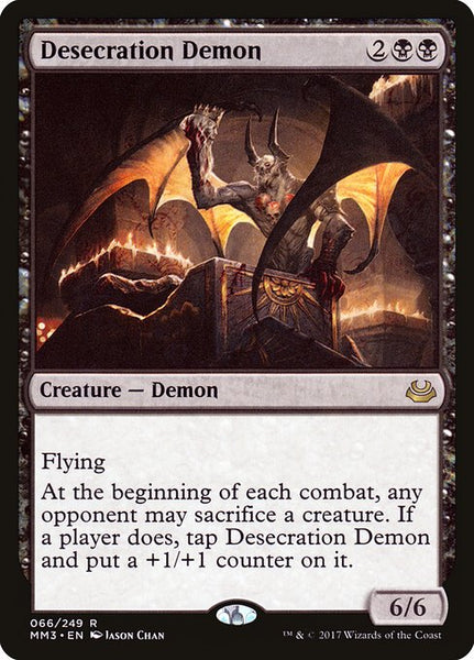 Desecration Demon [MM3]