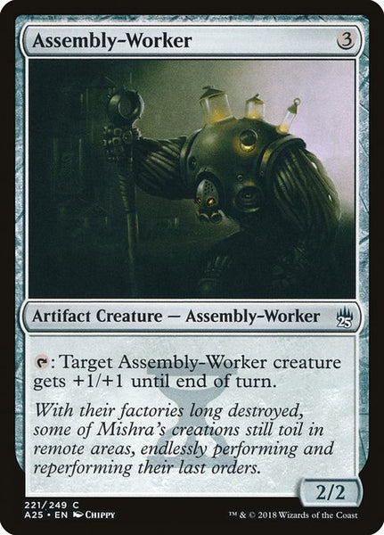 Assembly-Worker [A25][Foil]