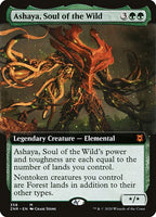 Ashaya, Soul of the Wild [ZNR][Extended Art]