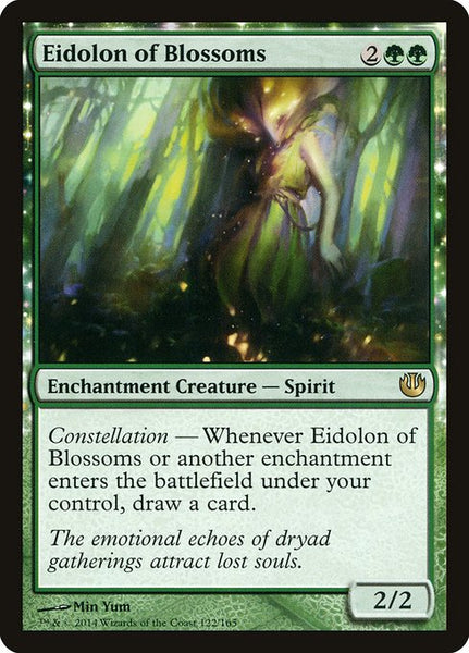 Eidolon of Blossoms [JOU][Foil]