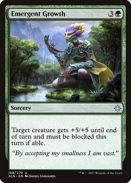 Emergent Growth [XLN]