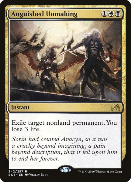 Anguished Unmaking [SOI][Foil]