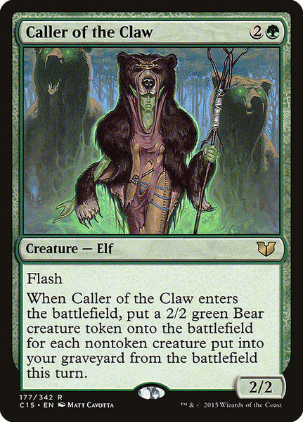 Caller of the Claw [C15]