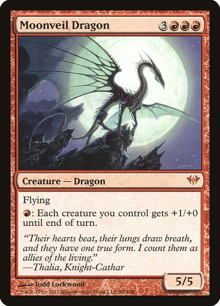 Moonveil Dragon [DKA]