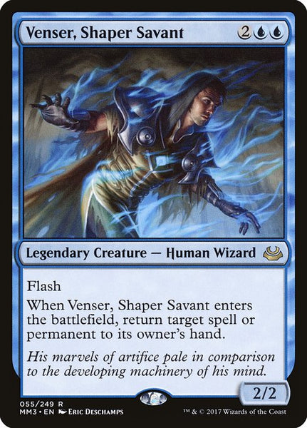 Venser, Shaper Savant [MM3]