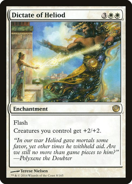 Dictate of Heliod [JOU][Foil]
