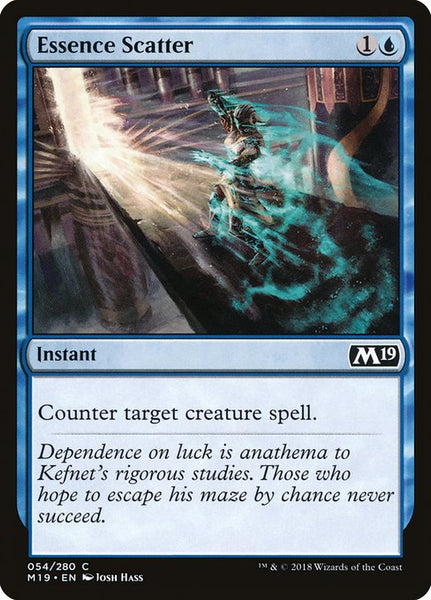 Essence Scatter [M19]