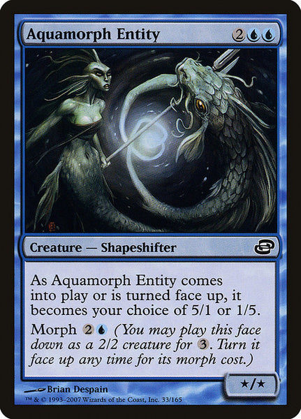 Aquamorph Entity [PLC]