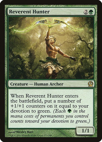 Reverent Hunter [THS]