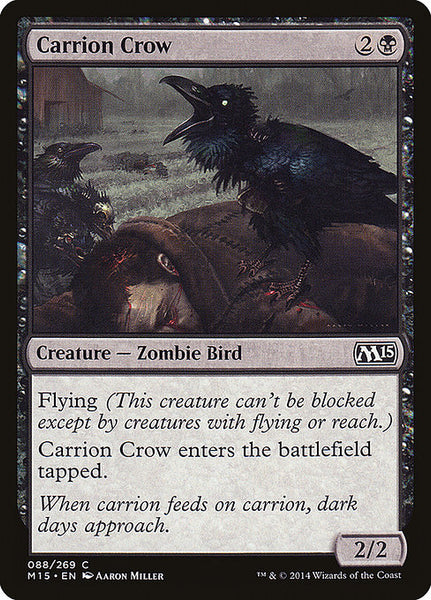 Carrion Crow [M15]