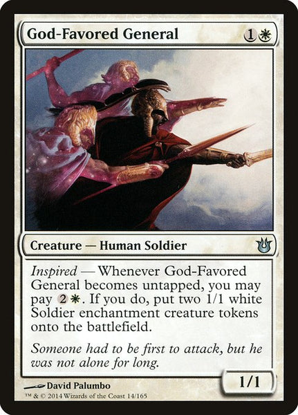 God-Favored General [BNG]