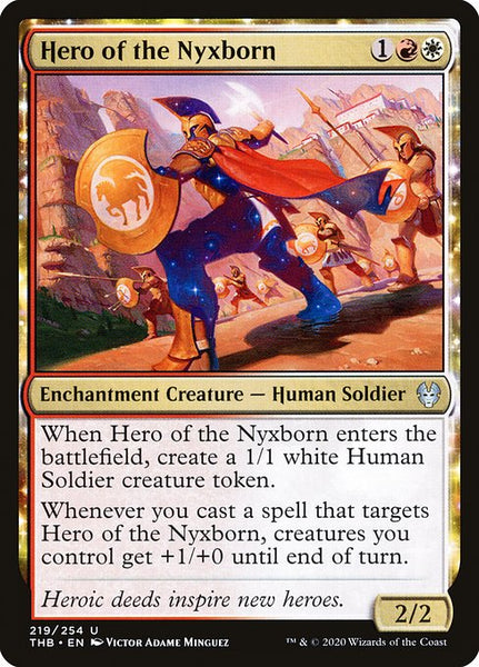 Hero of the Nyxborn [THB]