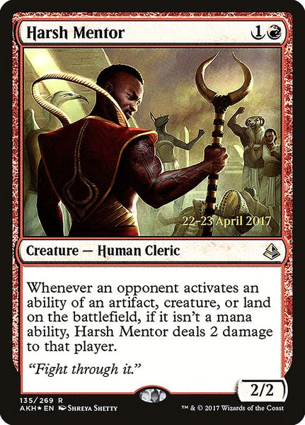 Harsh Mentor [PAKH][Foil]