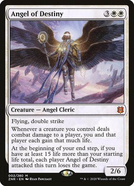 Angel of Destiny [ZNR]